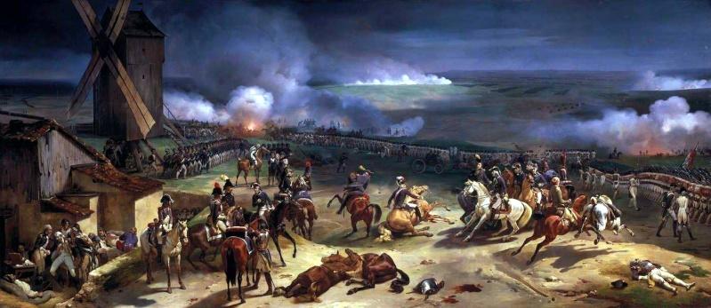 Bataille de Valmy 20 septembre 1792 : une victoire symbolique, fondatrice de l'histoire nationale Vers5_10