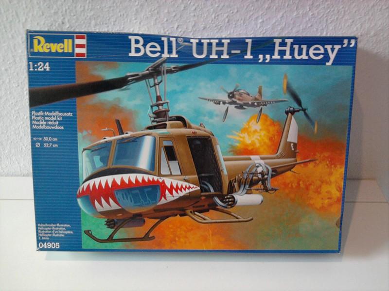"Bell UH-1 ""Huey"" / Revell, 1:24 0110"