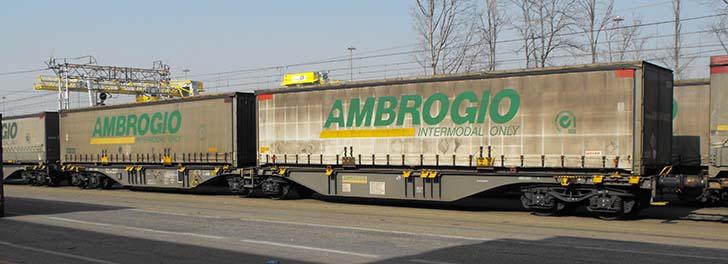 Consiglio per convoglio merci Ambrog10