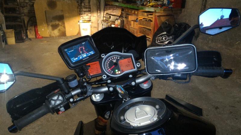 Protèges-mains KTM pour SD 1290 P_201525