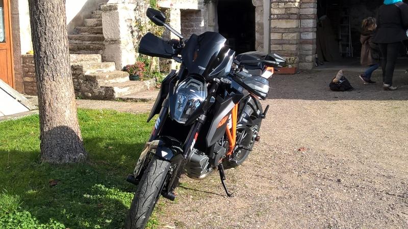 Protèges-mains KTM pour SD 1290 Wp_20112