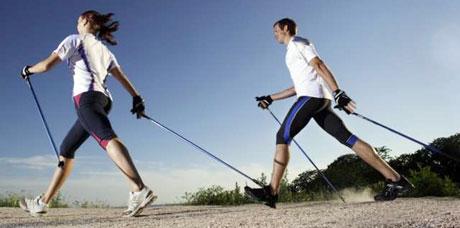 Marche nordique : Et si on courait avec des bâtons ! Marche10