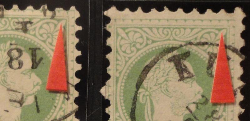 Freimarken-Ausgabe 1867 : Kopfbildnis Kaiser Franz Joseph I - Seite 11 Dsc03510
