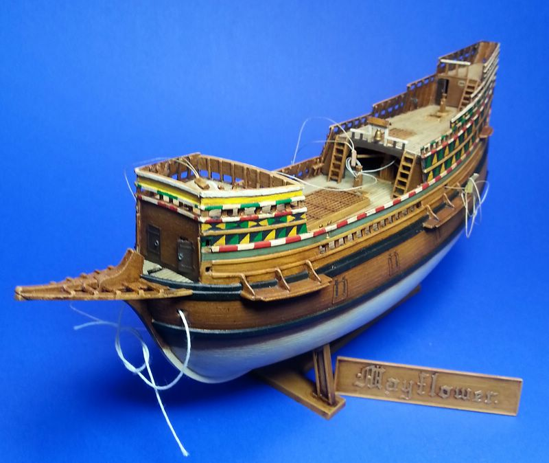 Mayflower / Revell, 1:83? Comp_251