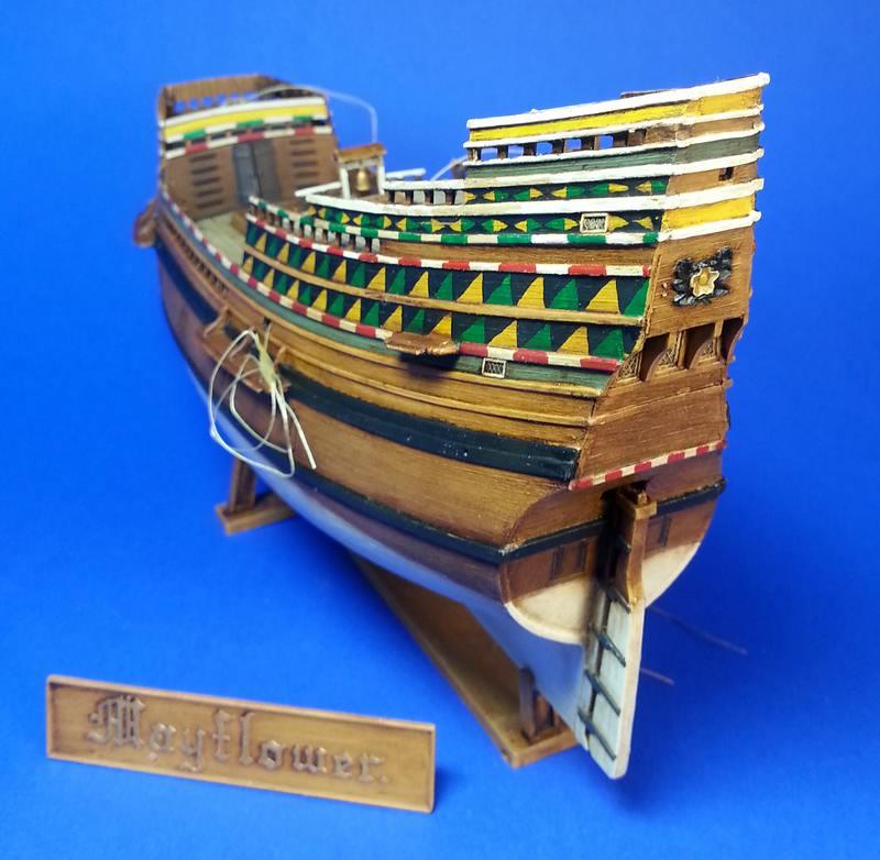 Mayflower / Revell, 1:83? Comp_252