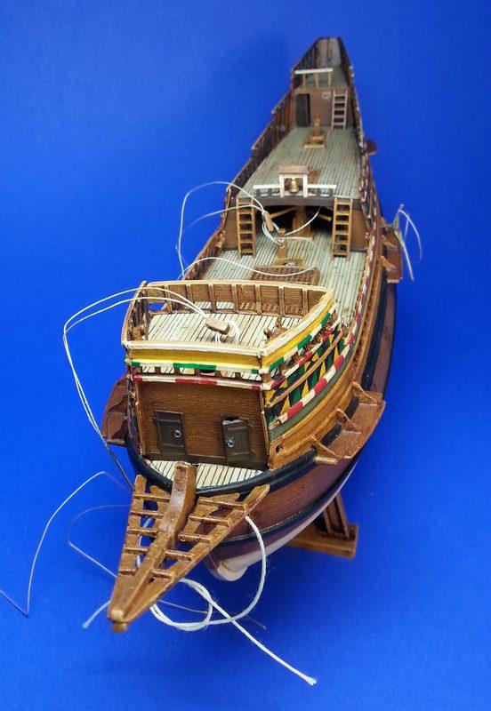 Mayflower / Revell, 1:83? Comp_254