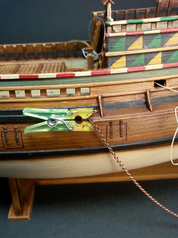 Mayflower / Revell, 1:83? Comp_258