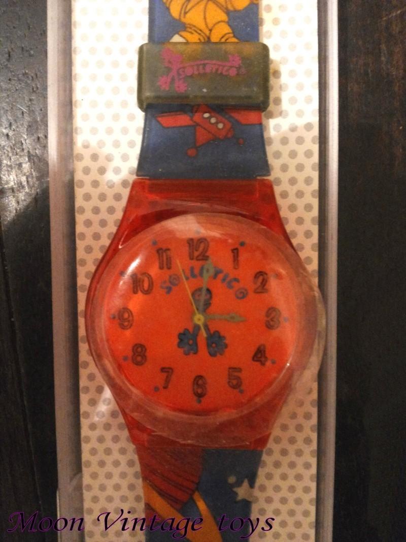 [VENDO] SOLLETICO 1997 Rai tv UPIM orologio NUOVO perfetto in box 20140910