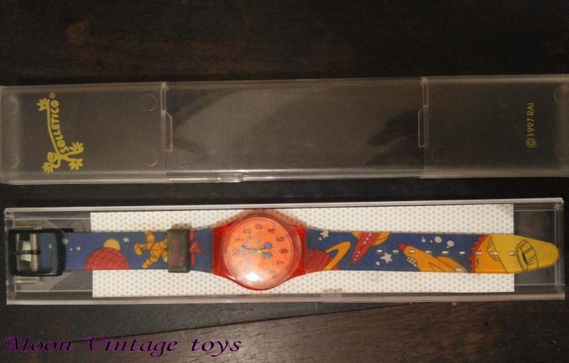 [VENDO] SOLLETICO 1997 Rai tv UPIM orologio NUOVO perfetto in box 20140911