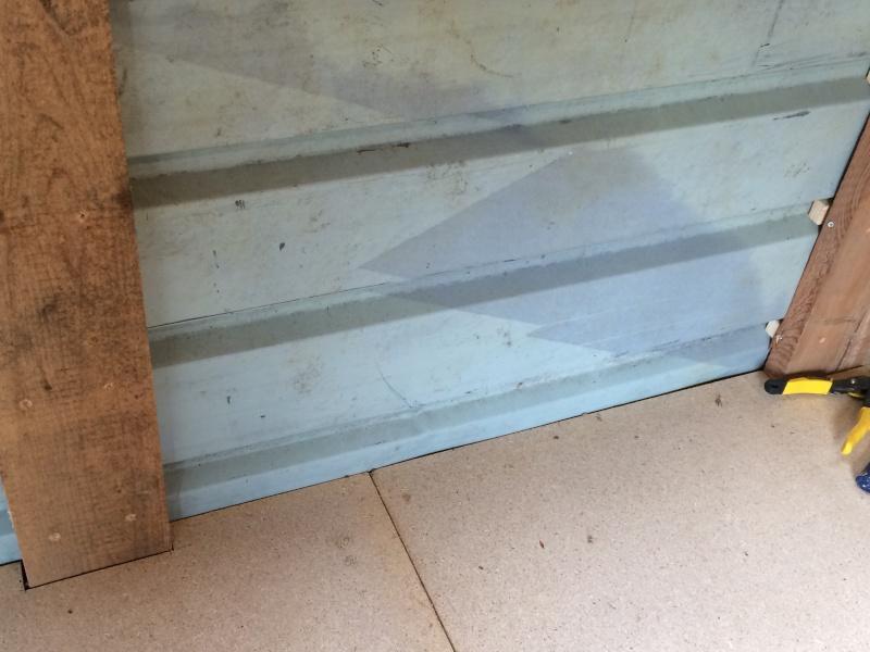 Construction pigeonnier avec récupération  Image22