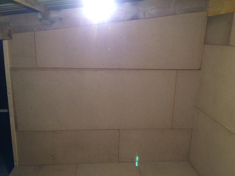 Construction pigeonnier avec récupération  Image26