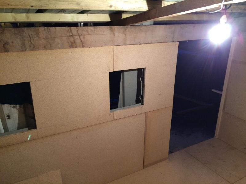 Construction pigeonnier avec récupération  Image27