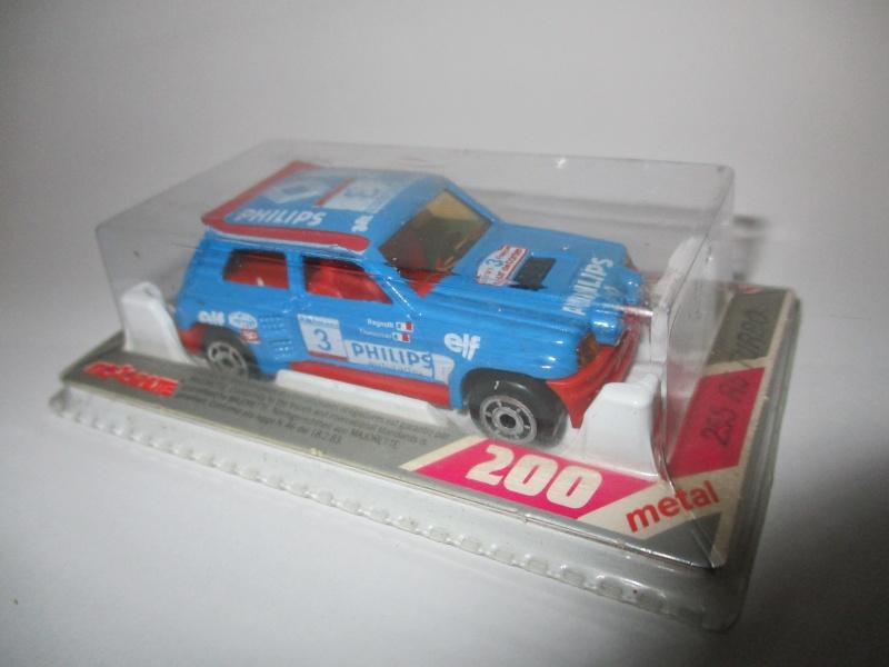 N°255 renault 5 maxi turbo R5_tur10