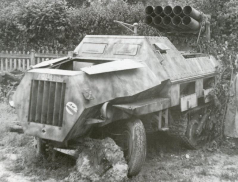 Carnet de route de Jacques Bégin III/ RMT 10ème Cie - Page 2 Panzer14