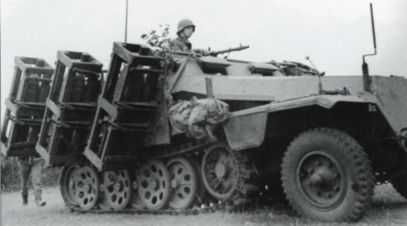 Carnet de route de Jacques Bégin III/ RMT 10ème Cie - Page 2 Panzer15