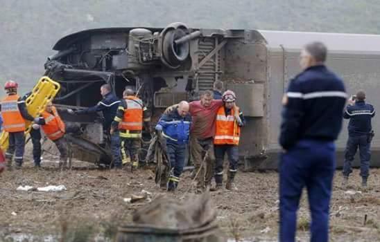 Accident TGV d'essai en Alsace samedi 14/11/15 _faceb10