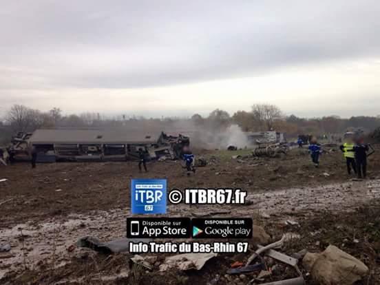 Accident TGV d'essai en Alsace samedi 14/11/15 _faceb11