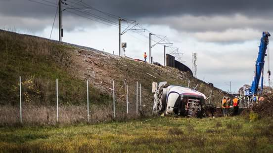 Accident TGV d'essai en Alsace samedi 14/11/15 _faceb17