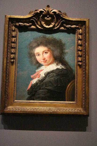 Portrait de femme, par Elisabeth Louise Vigée Le Brun 10754710