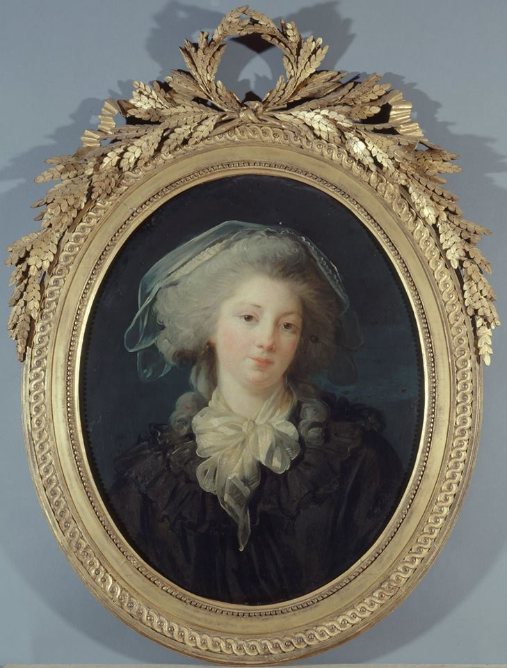 Portrait de femme, par Elisabeth Louise Vigée Le Brun Polign10