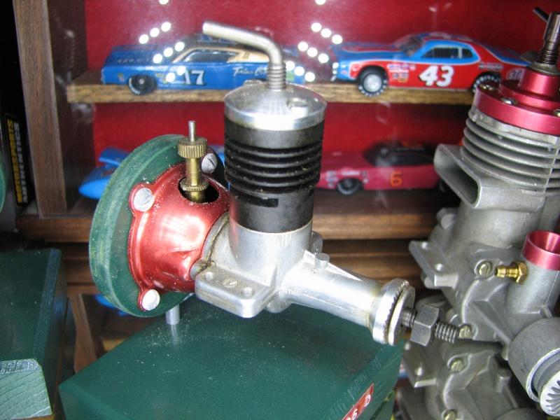 Early Enya .06 reed valve Litepl10