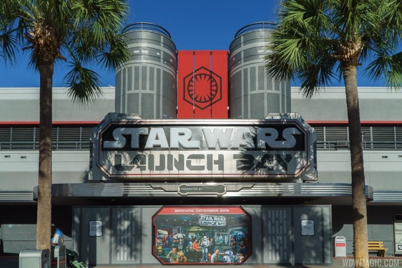[Disney's Hollywood Studios] En attendant Star Wars Land: Star Wars Launch Bay, Season of the Force, ...   Image12