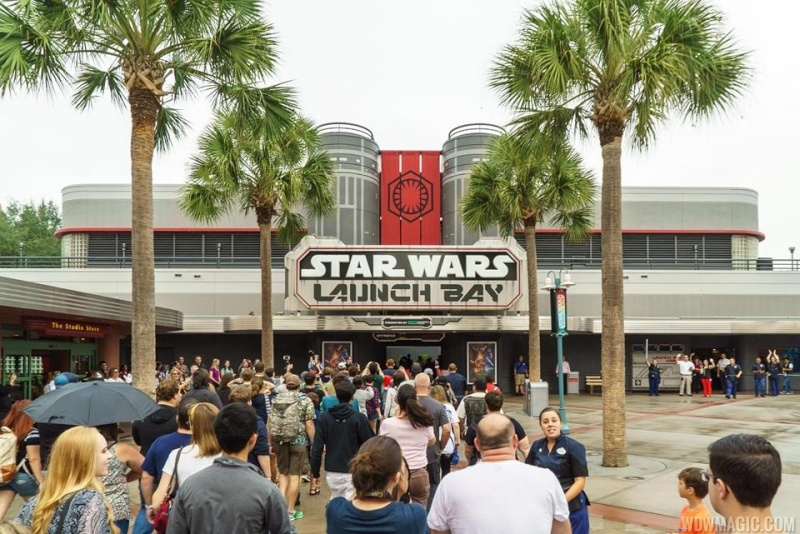 [Disney's Hollywood Studios] En attendant Star Wars Land: Star Wars Launch Bay, Season of the Force, ...   Image18