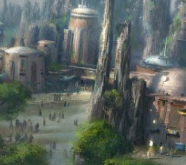 [Disneyland Park] Star Wars: Galaxy's Edge (31 mai 2019) - Page 6 Image20