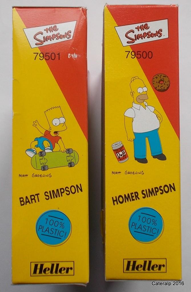 Homer et Bart Simpson Simpso11