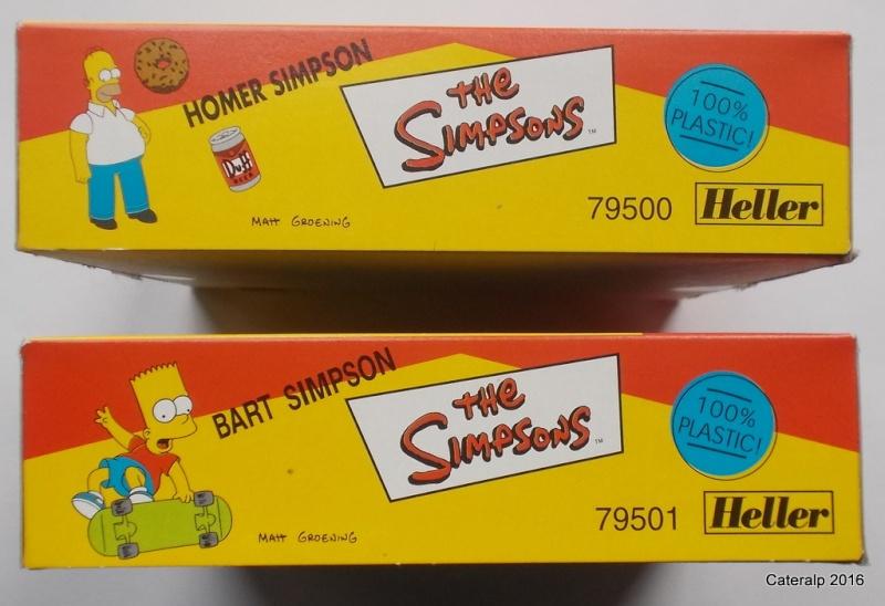 Homer et Bart Simpson Simpso12