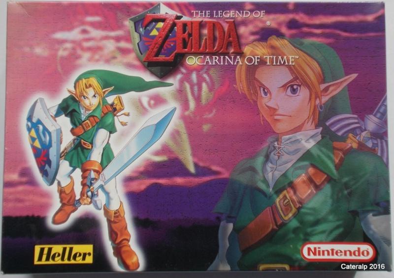 Link  the legend of Zelda Nintendo Simpso14