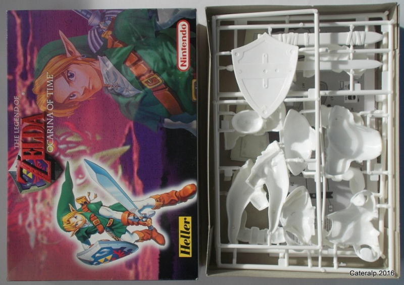 Link  the legend of Zelda Nintendo Simpso18