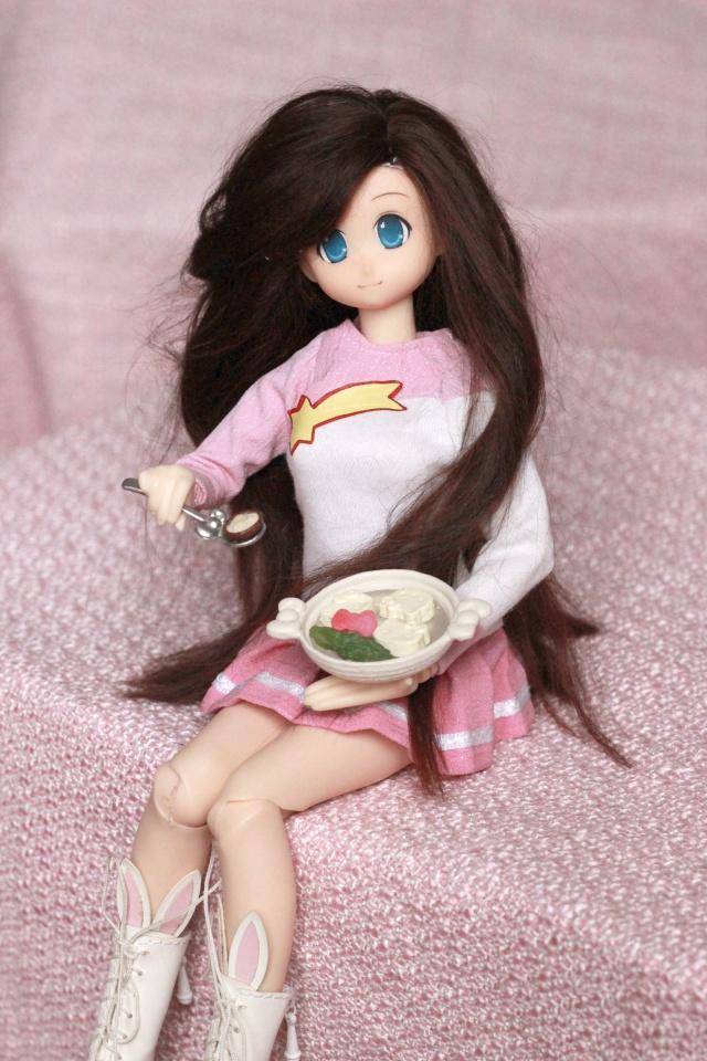 [ So doll ] - Wig méchée verte ! - Img_0816