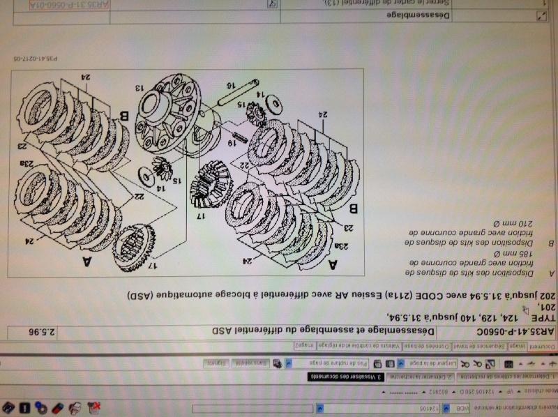 revue technique mercedes. Image12