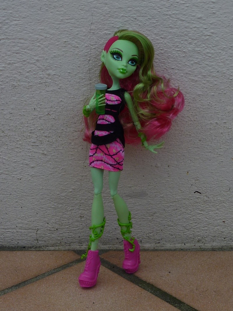 Mes Monster High (nouvelles photos) P1050831