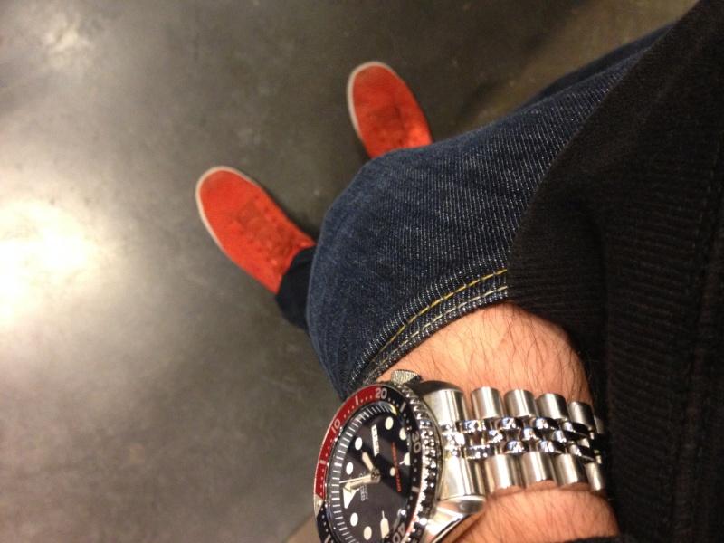 Le wrist-pocket-shoe wear topic multi-marques [tome IV] Image30