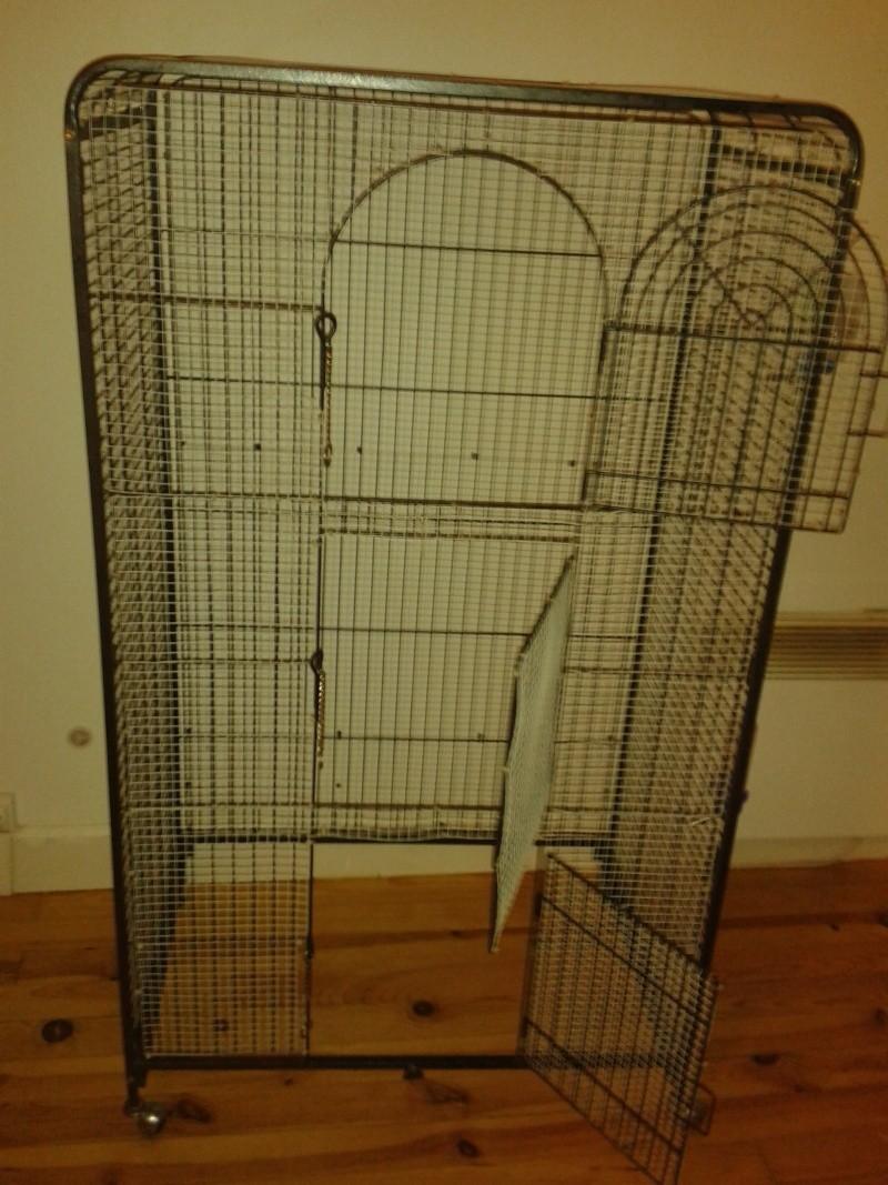 idées aménagement cage furet perfect ? 20151110