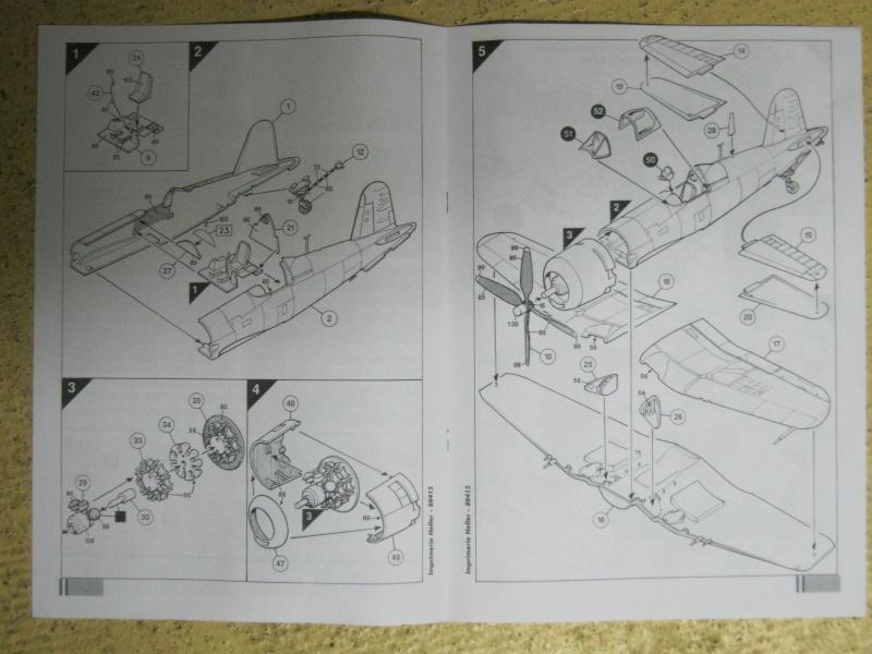 Change Vought F4U-7 CORSAIR 1/48 Img_3036