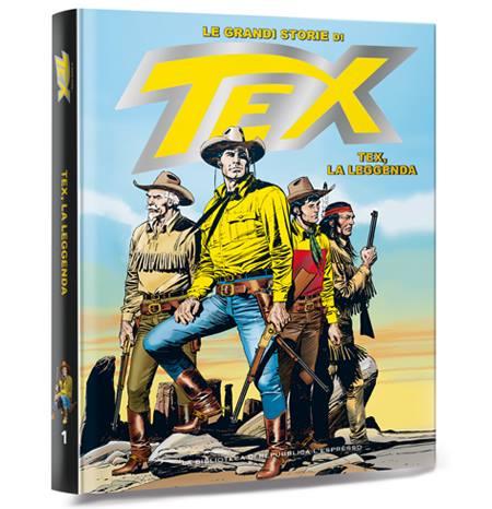 Le grandi storie di Tex (Ristampa) 12391310