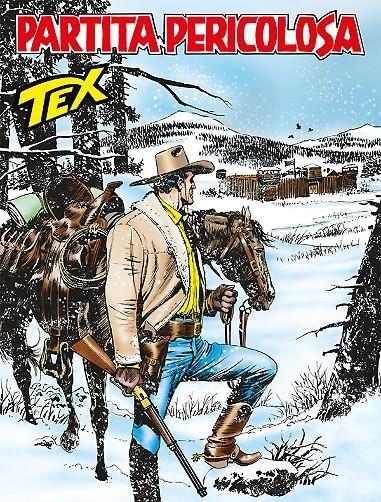Partita pericolosa (664/665) Tex66410