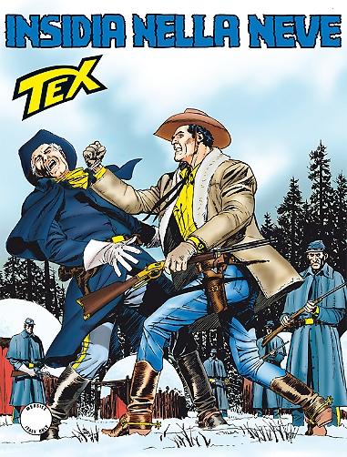 Partita pericolosa (664/665) Tex66510