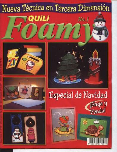 Revista: Quilly Foami Eva_0710