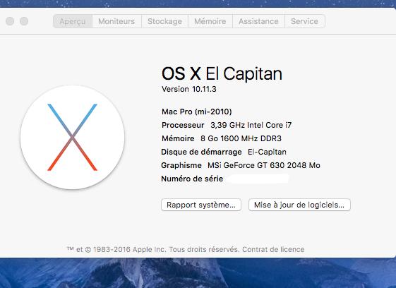 Mise a jour El-Capitan 10.11.3 Mise_a10