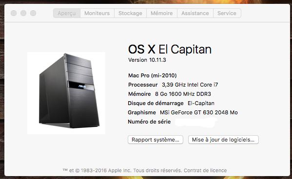 LOGO Yosemite A propos de ce Mac Sans_t12