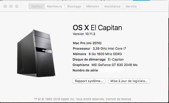 LOGO Yosemite A propos de ce Mac Sans_t13