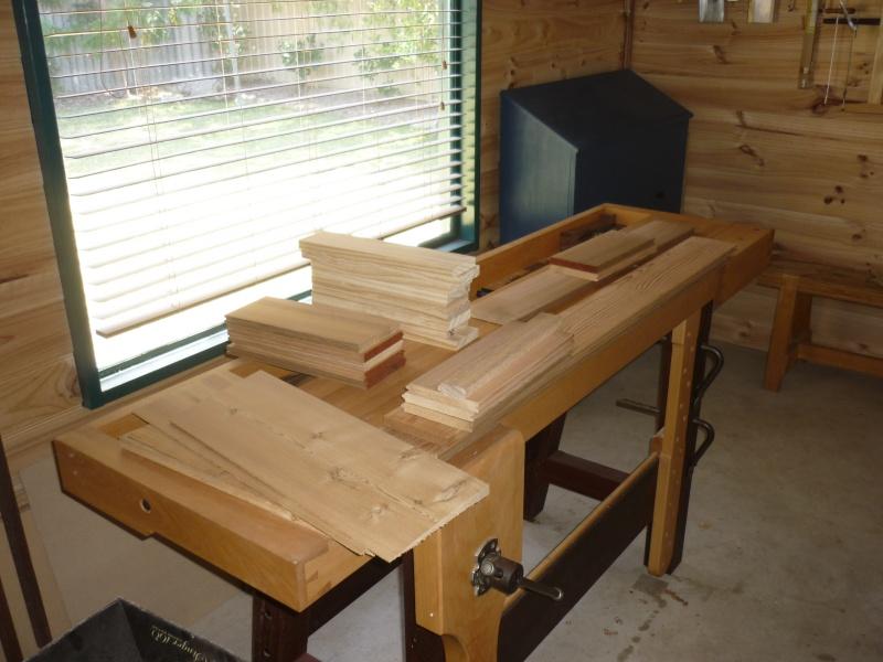 Cabinet pour cabinets d'inspiration shaker P1060434