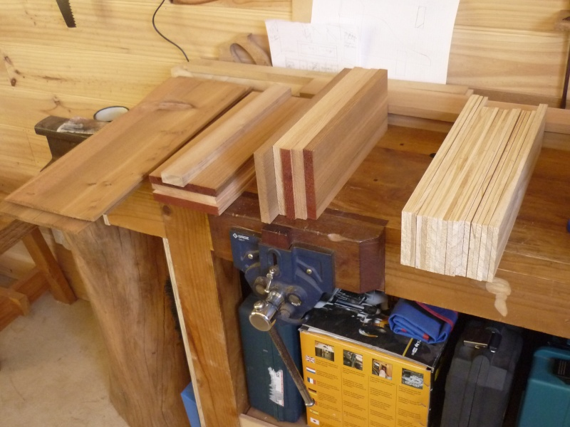 Cabinet pour cabinets d'inspiration shaker P1060435