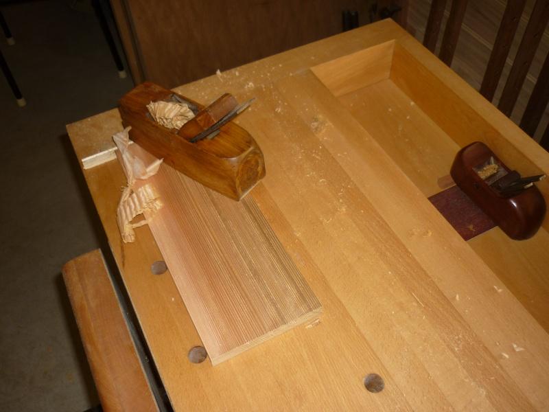 Cabinet pour cabinets d'inspiration shaker P1060437