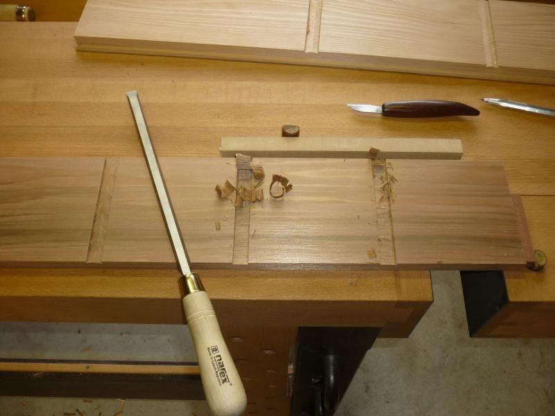 Cabinet pour cabinets d'inspiration shaker P1060445