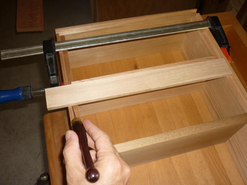 Cabinet pour cabinets d'inspiration shaker P1060449